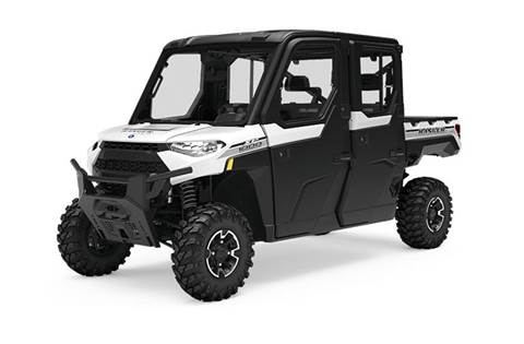 2019 RANGER CREW® XP 1000 NorthStar Ride Command -White