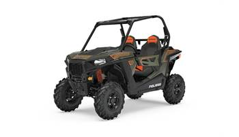 2019 RZR 900 EPS LE - Matte Sagebrush Green
