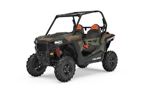 2019 RZR® 900 EPS - Matte Sagebrush Green