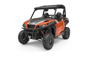 Polaris GENERAL 1000 EPS Deluxe - Orange Rust