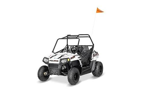 2019 RZR® 170 EFI - Bright White/Indy Red