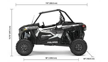 2019 RZR XP® 1000 Ride Command - White Pearl