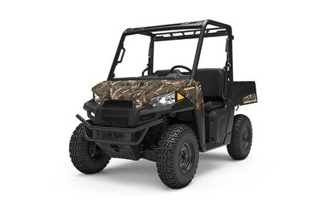 2019 RANGER® EV - Polaris® Pursuit® Camo