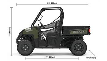 2019 RANGER 570 FULL SIZE-SAGE GREEN