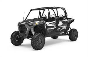 RZR XP® 4 1000 Ride Command - White Pearl