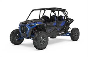 RZR XP® 4 Turbo S - Polaris Blue