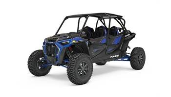 2019 RZR XP 4 Turbo S - Polaris Blue