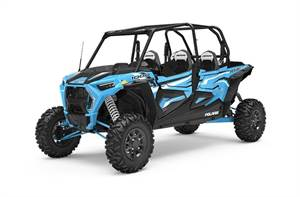 RZR XP® 4 1000 Ride Command - Sky Blue