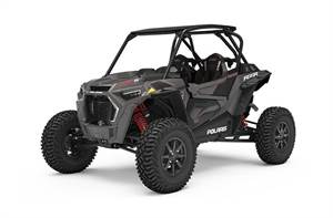 RZR XP® Turbo S - Titanium Metallic