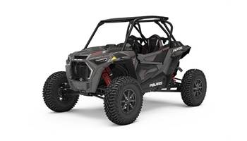 2019 RZR XP Turbo S - Titanium Metallic