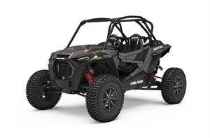 RZR XP® Turbo S Velocity - Titanium Metallic