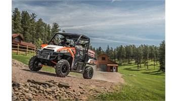2019 Ranger XP 900 EPS LE - Orange
