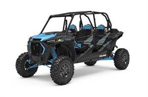 RZR XP® 4 Turbo - Titanium Metallic