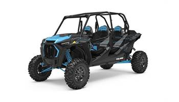 2019 RZR XP 4 TURBO EPS TITANIUM METALLIC
