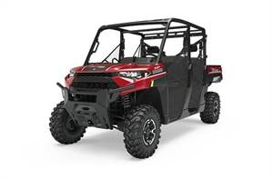 RANGER CREW® XP 1000 EPS Ride Command® -Sunset Red