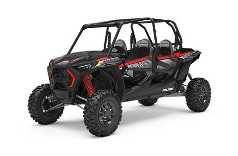 2019 RZR XP® 4 1000 - Black Pearl