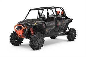 RZR XP® 4 1000 High Lifter - Stealth Black