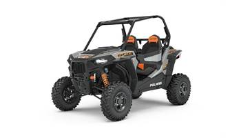 2019 RZR S 900 EPS Ghost Gray