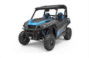 Polaris GENERAL 1000 EPS Deluxe -Titanium Metallic