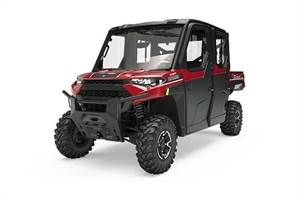 RANGER CREW XP 1000 EPS NORTHSTAR RIDE COMMAND EDITION SUNSET RED