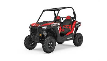 2019 RZR 900 50IN PS INDY RED