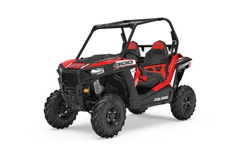 2019 RZR® 900 EPS - Indy Red