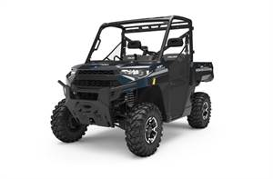 RANGER XP® 1000 EPS Ride Command® - Steel Blue