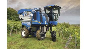 2018 Braud High-Capacity Grape Harvester 9090X - 2 Hopper