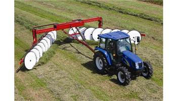 2018 Heavy-Duty Wheel Rakes H5980