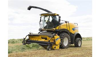 2018 FR Forage Cruiser SP Forage Harvester FR550