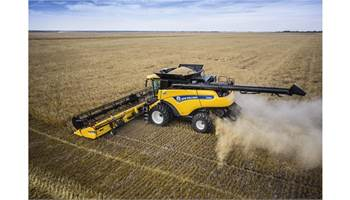 2018 CR Series - Tier 4B Twin Rotor® Combine CR9.90