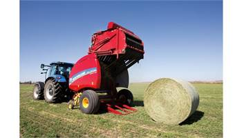 2018 Roll-Belt™ Round Baler Roll-Belt™ 450 Utility