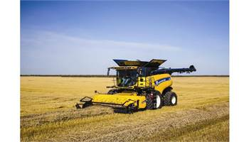 2018 CR Series - Tier 4B Twin Rotor® Combine CR6.80