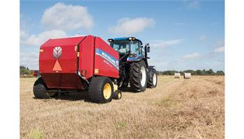 2018 RF Fixed Chamber Round Baler RF450 SuperFeed™