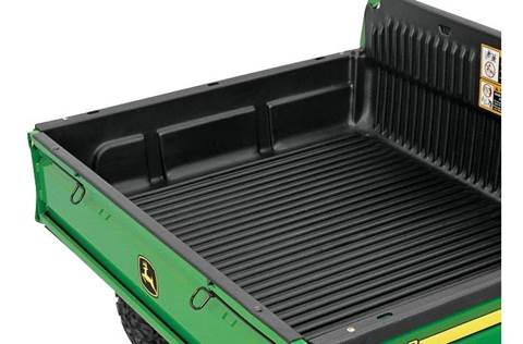 2018 Poly Bedliner for TS