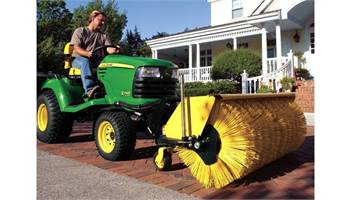 "2018 132cm (52"") Quick-Hitch Rotary Broom"