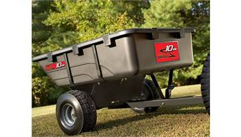 2018 10 Cu. Ft. Poly Cart PCT-101BH