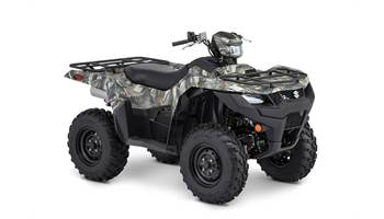 2019 KingQuad 500AXi Power Steering Camo