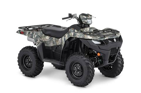 2019 KingQuad 750AXi Power Steering Camo