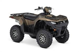 KingQuad 500AXi Power Steering SE+