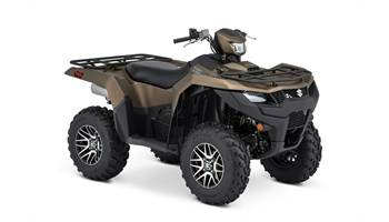 2019 KING QUAD 500 AXI PS SE+