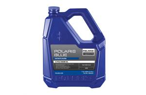 BLUE SYNTHETIC BLEND 2-CYCLE OIL