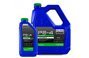 PS-4 PLUS SYNTHETIC OIL
