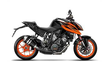 2019 1290 SUPER DUKE R, BLACK