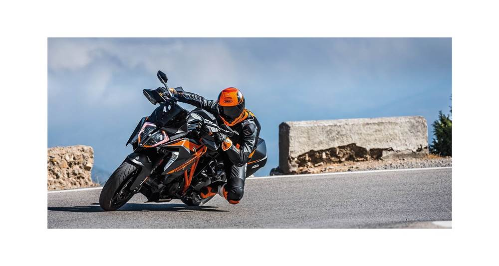 2019 KTM 1290 Super Duke GT street bike