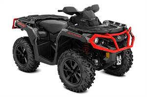 ATV OUTLANDER XT 650EFI TB/R 19 (DEMO)