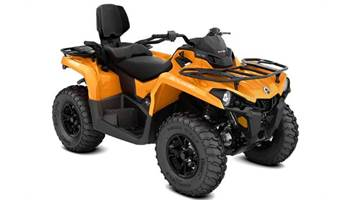 2019 OUTLANDER 570 MAX DPS ORANGE
