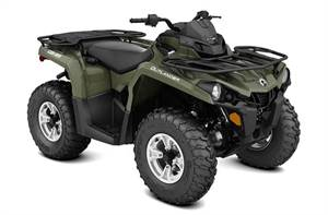 ATV OUTLANDER DPS 570