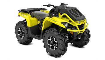 2019 Outlander™ X® mr 570 YELLOW