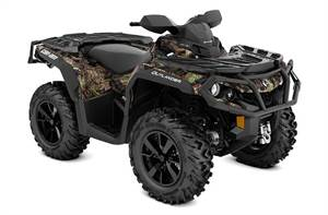 OUTLANDER XT 650 EFI BREAK UP CAMO